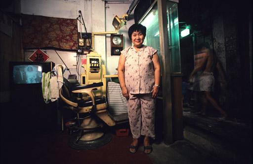 Wong Cheung Mei, a dentist