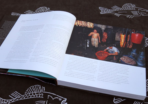 The opening spread of the book's Introduction by Peter Poham